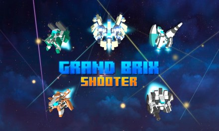 'Bullet-hell fusion' shoot-em up Grand Brix Shooter finally revealed!