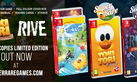Two Tribes limited editions for Nintendo Switch™ available now!