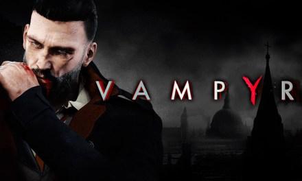 Vampyr arrives on Nintendo Switch 29 October 2019