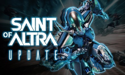 WARFRAME SAINT OF ALTRA UPDATE BRINGS MUSIC, SPEED AND DISRUPTION TO PLAYSTATION 4, XBOX ONE AND NINTENDO SWITCH TODAY