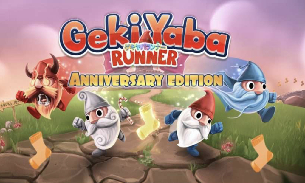 Do Not Forget Geki Yaba Runner is Free Today! – QubicGames 15th Anniversary
