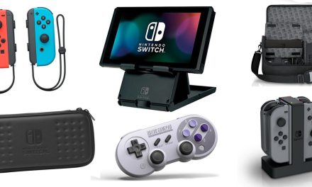 Last Minute Holiday Shopping Guide for Switch Accessories
