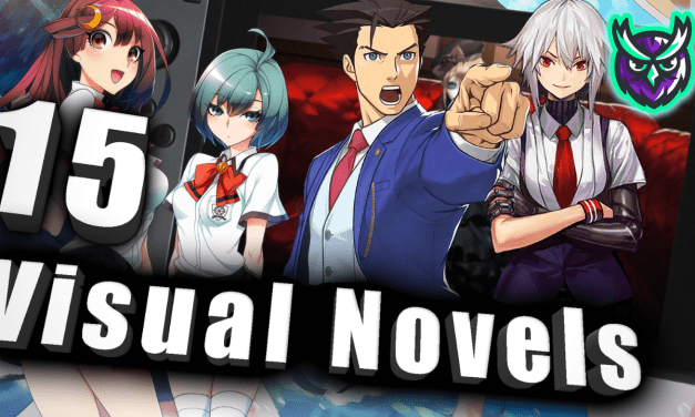 Visual Novels Worth a Look on the Switch