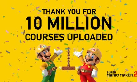 Super Mario Maker 2 Users Have Uploaded More Than 10 Million Courses
