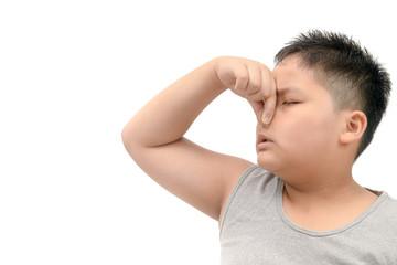 Body odor in children