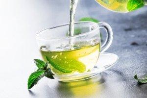 Green Tea for improving body odor