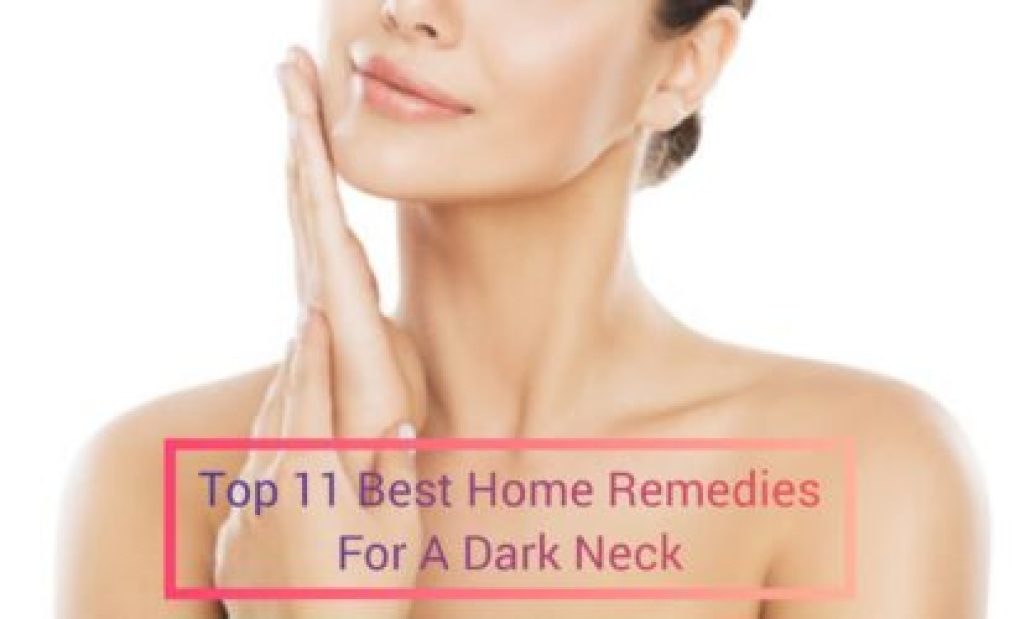 Home remedies for a dark neck