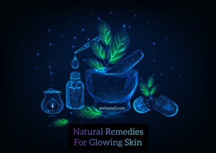 glowing skin home care