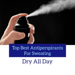 Antiperspirants For Sweating