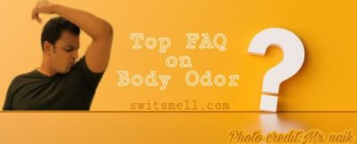 FAQ Body Odor