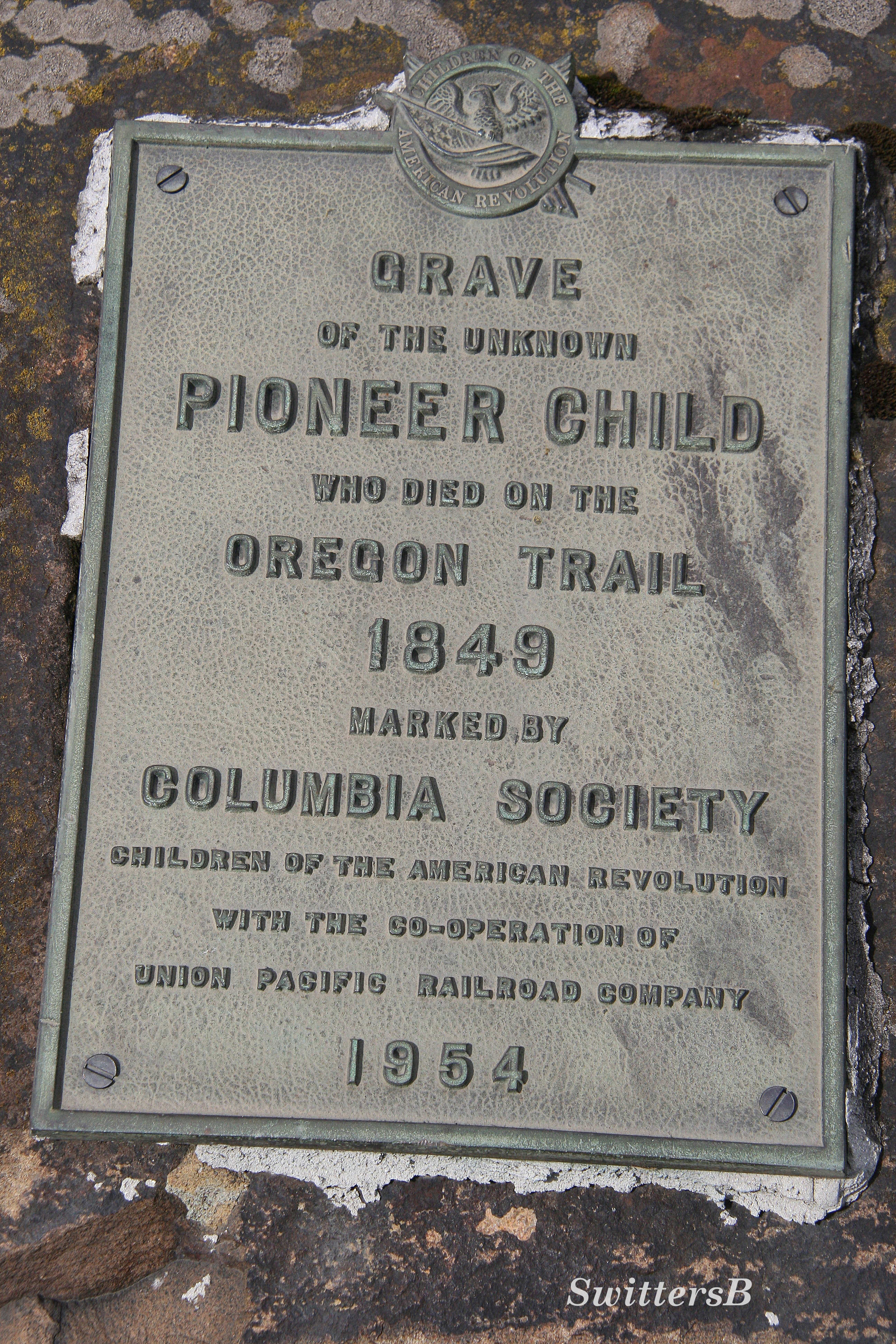 History The Oregon Trail Amp A Young Girl S Grave