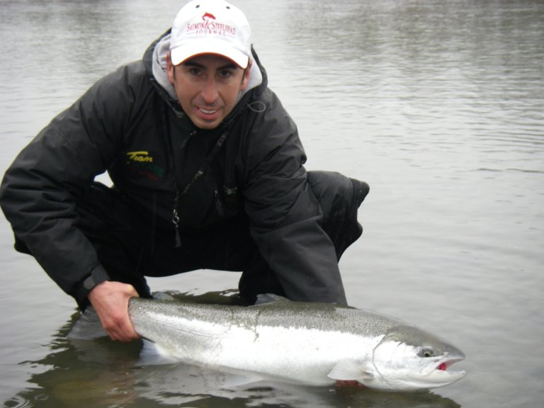 Washington state lifting wild fish for the pic thou for Washington state fish