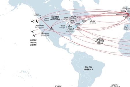 Awesome Singapore Air Route Map 183 Pictures - New Maps 2018 ...