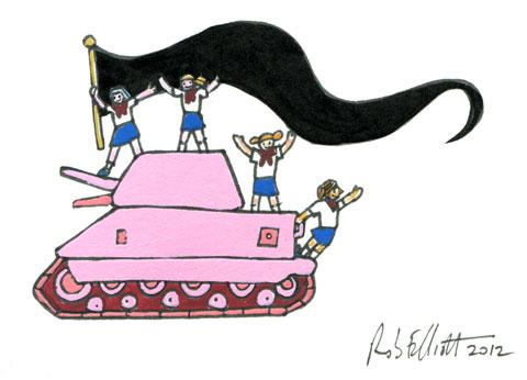 Pink-Tank