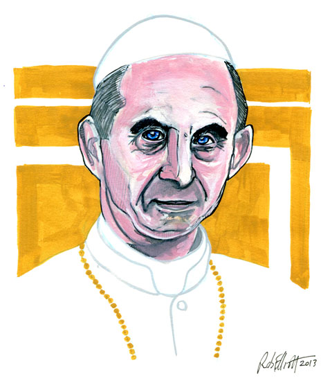 Pope Paul VI, architect of Vatican 2