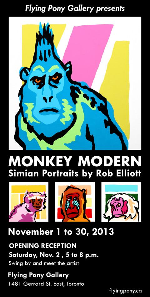 Monkey-Modern-poster-480px