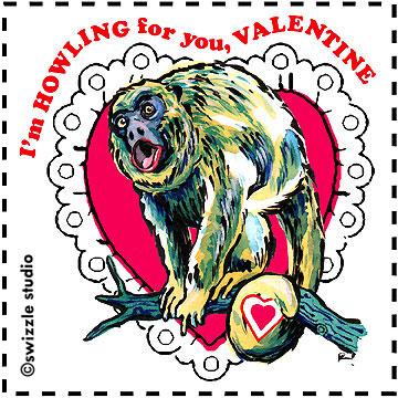 valentine-howler