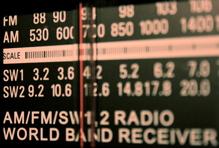 Analog Radio Dial