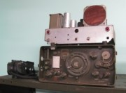 The AN-GRR-5 Shortwave Radio. (Photo source: Popular Science)