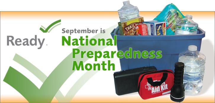 Emergency Preparedness Food Shopping List