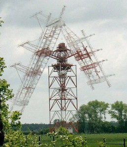 Nauen Transmitter Station (Photo: Wikimedia Commons)