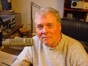 The host of Switzerland in Sound, Bob Zanotti.