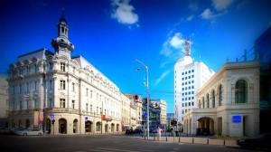 Victory Avenue (Calea Victoriei), a major avenue in central Bucharest (Source: Wikimedia Commons)