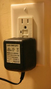 """These """"Wall Wart"""" type adapters can create a lot of RFI"""