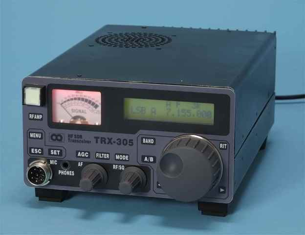 Is this the TRX-305? We might not know until the Tokyo Ham Radio Fair.