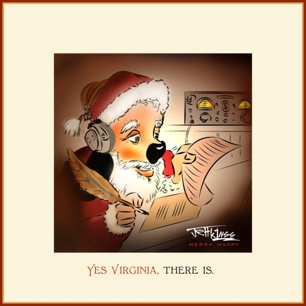 Virginia letter Dash