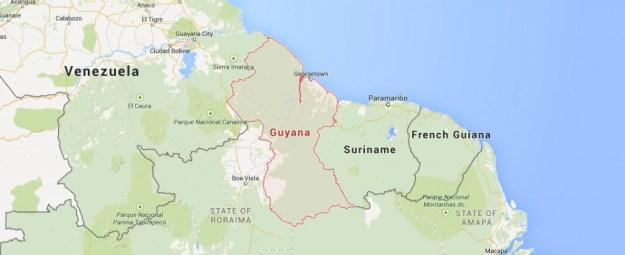 GuyanaMap-SAM