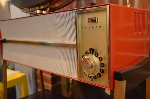 Philco-TV-Controls