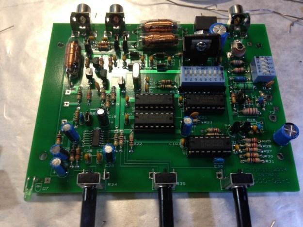 SStram-AMT3000-Board
