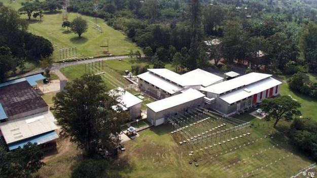 DW's relay station in Kigali (Source: Deutsche Welle)