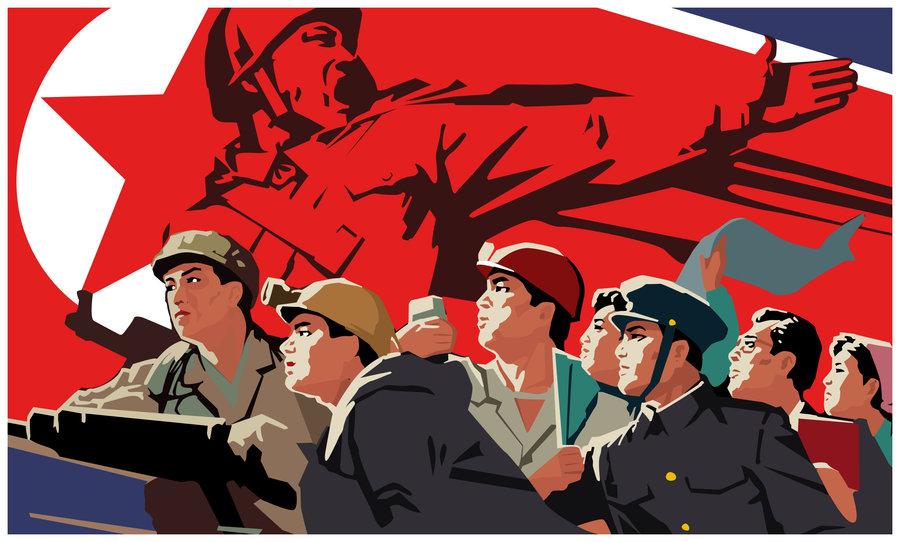 north korea propaganda the swling post