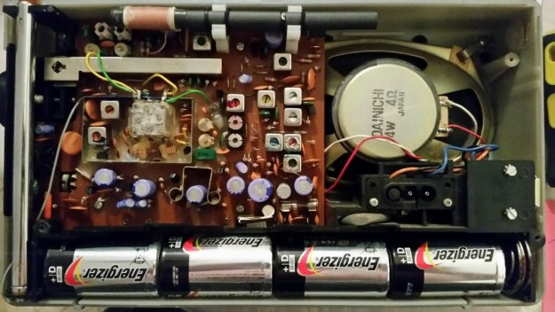 Philips 90AL765-Back