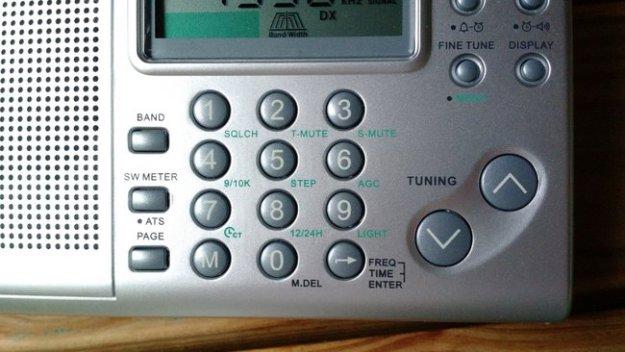 Sangean-ATS-405-Keypad