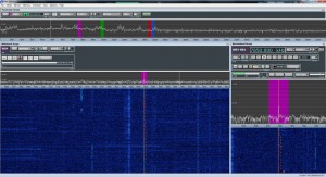 I was able to record four different time station frequencies simultaneously on the TitanSDR Pro.