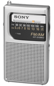Sony ICF-S10MKII