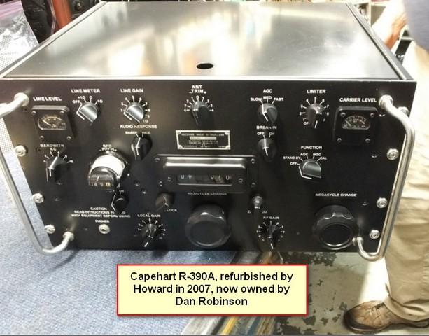 R-390A Capehart