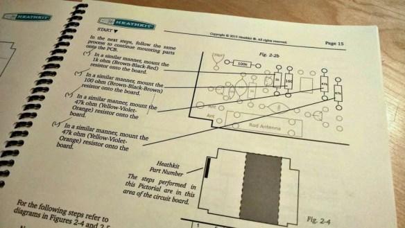 Heathkit Explorer Jr. Manual