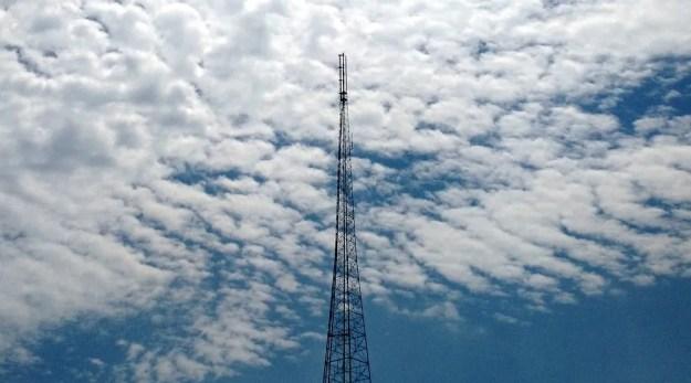 WHKY-AM-Radio-Tower