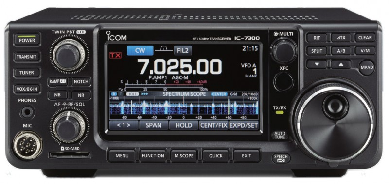 Holiday Deals: SDRplay RSP1 and Icom IC-7300 at HRO | The