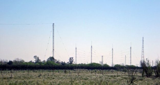 RAE Antenna farm (Source: RAE)