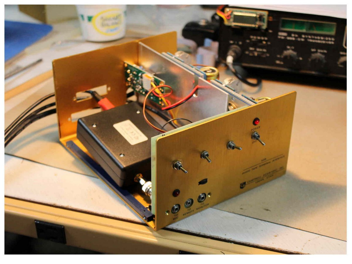 Guest Post Building A Magnetic Loop Antenna Broadband Amplifier Signal Booster Short Wave Radio Electronics Project The Amp Needs 12vdc From In Shack Has Two Relays That You Can Switch To Select Vertical Or Horizontal Loops Dipole