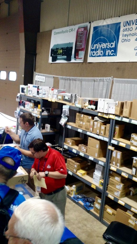 Hamvention-Inside-Exhibits - 19