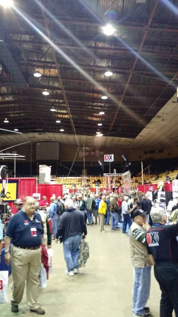 Hamvention-Inside-Exhibits - 44