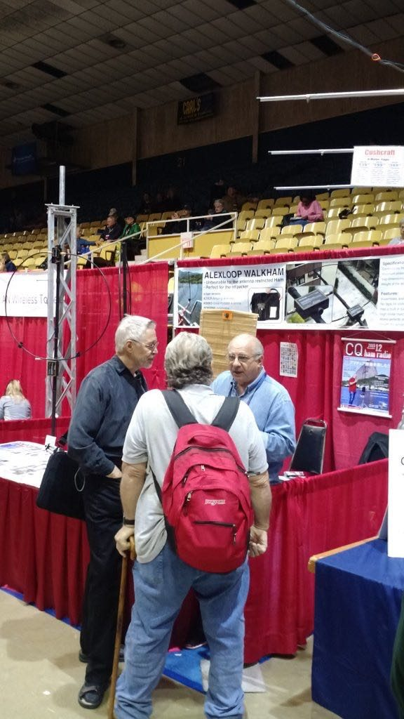 Hamvention-Inside-Exhibits - 60