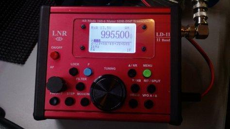 LNR-Precision-LD-11-front panel