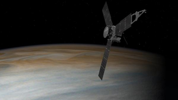 NASAs Juno Spacecraft Approaches Jupiter The SWLing Post